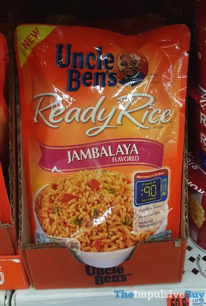 Uncle Ben s Ready Rice Jambalaya