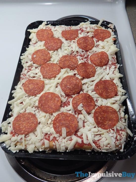 Digiorno Pizza review: digiorno pepperoni crispy pan pizza - the impulsive buy