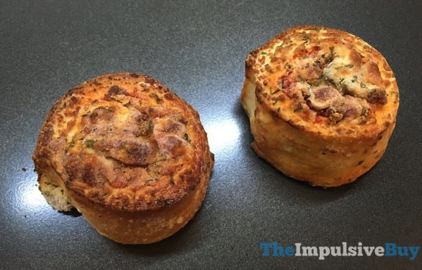 DiGiorno Pepperoni Pizza Buns 2