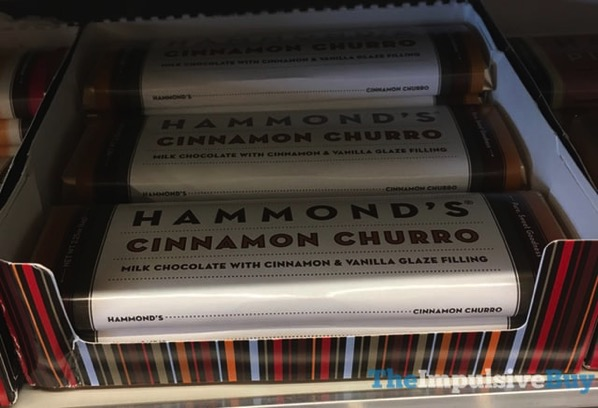 Hammond s Cinnamon Churro Bar