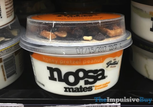 Noosa Mates Honey Pretzel Peanut