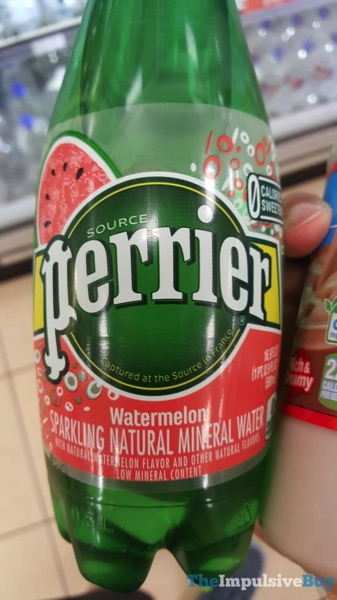 Perrier Watermelon Sparking Natural Mineral Water