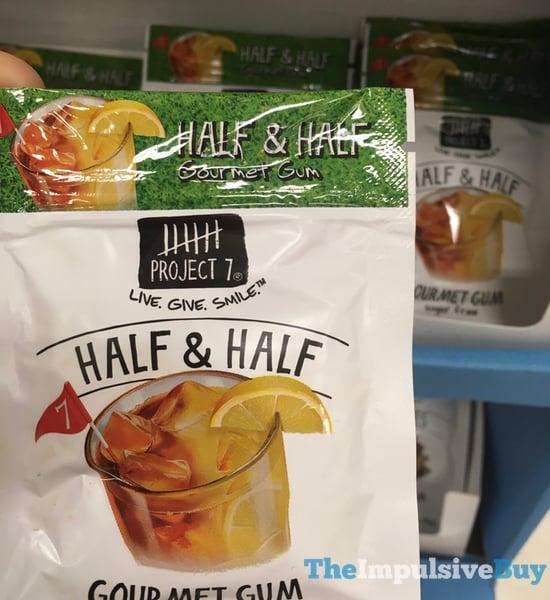 Project 7 Half  Half Gourmet Gum