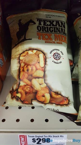 Texas Original Tex Mix Snack Mix