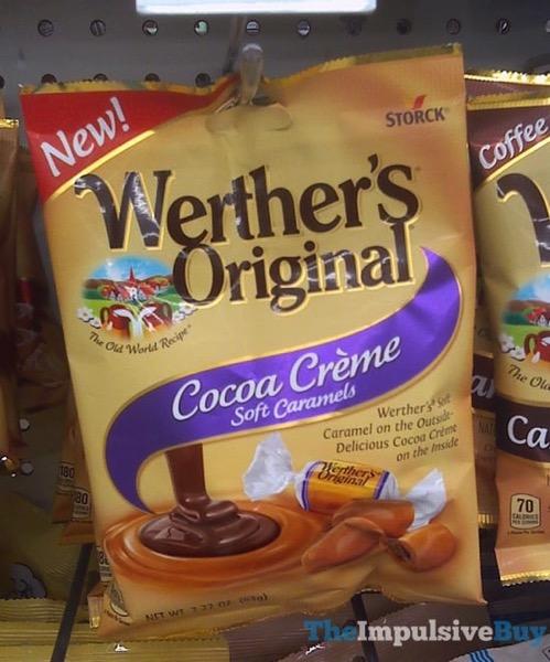 Werther s Original Cocoa Creme Soft Caramels