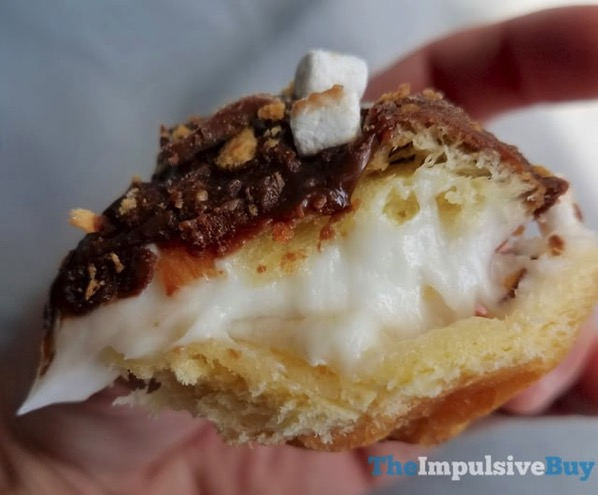 Dunkin Donuts S mores Donut 5