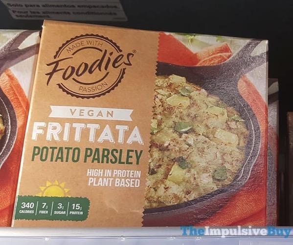 Five Star Foodies Potato Parsley Vegan Frittatas