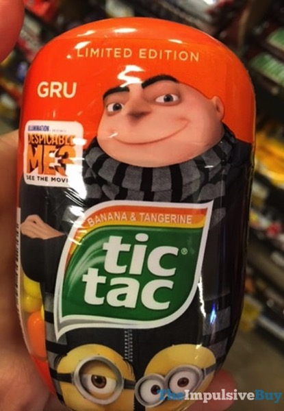 Limited Edition Despicable Me 3  Gru