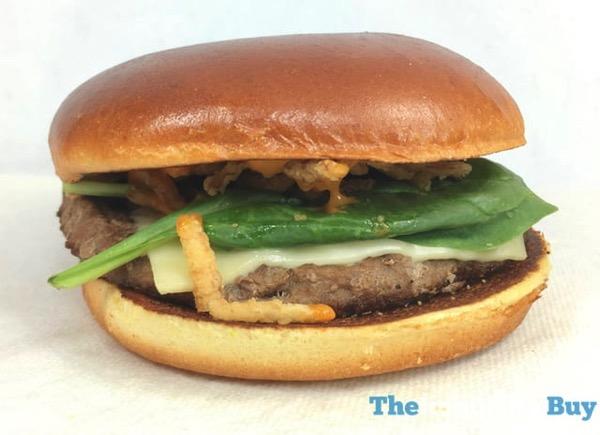 McDonald s Signature Sriracha Burger