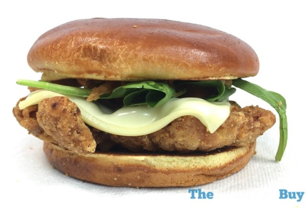 McDonald s Signature Sriracha Buttermilk Crispy Chicken Sandwich