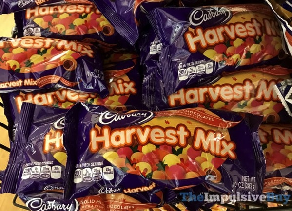 Cadbury Harvest Mix