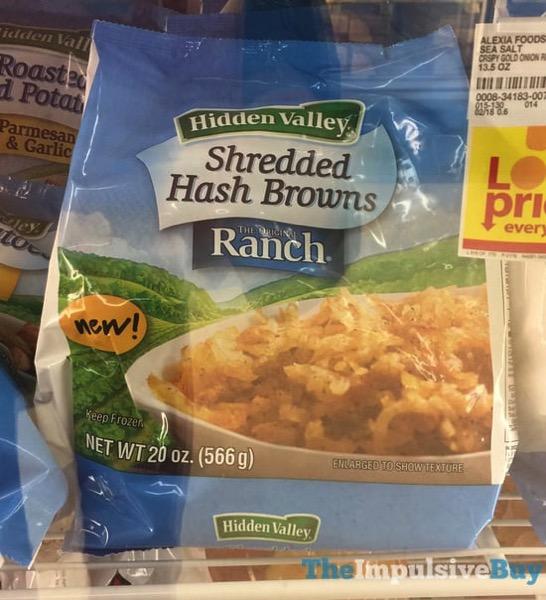 Hidden Valley Shredded Hash Browns