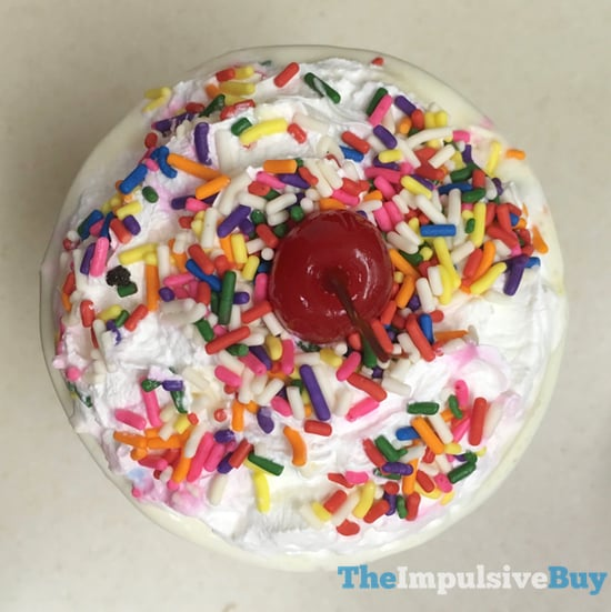 QUICK REVIEW: Jack In The Box Birthday Cake Shake