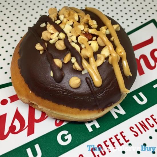 Krispy Kreme s Reese s Peanut Butter Doughnut