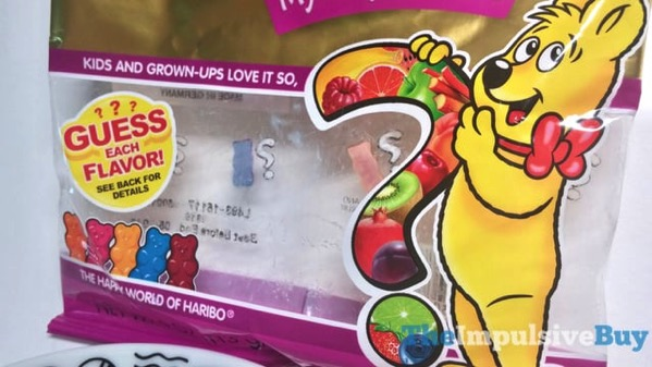 Limited Edition Haribo Gold Bears Mystery Flavors 8