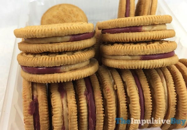 Limited Edition PB J Oreo Cookies 3
