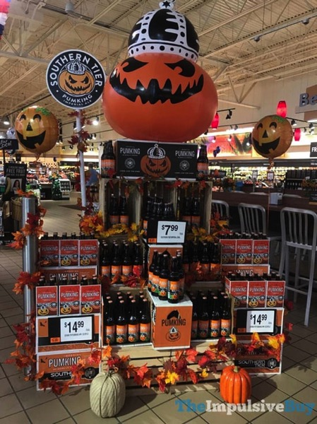 Southern Tier Pumking Imperial Ale  2017