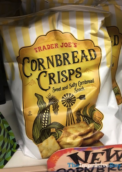 Trader Joe s Cornbread Crisps
