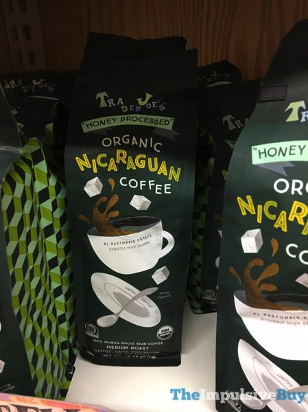 Trader Joe s Honey Processed Organic Nicaraguan Coffee