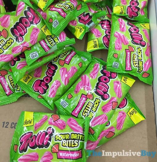Trolli Watermelon Sour Brite Bites