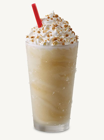 Arby s Cookie Butter Shake