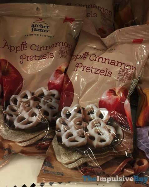 Archer Farms Apple Cinnamon Pretzels