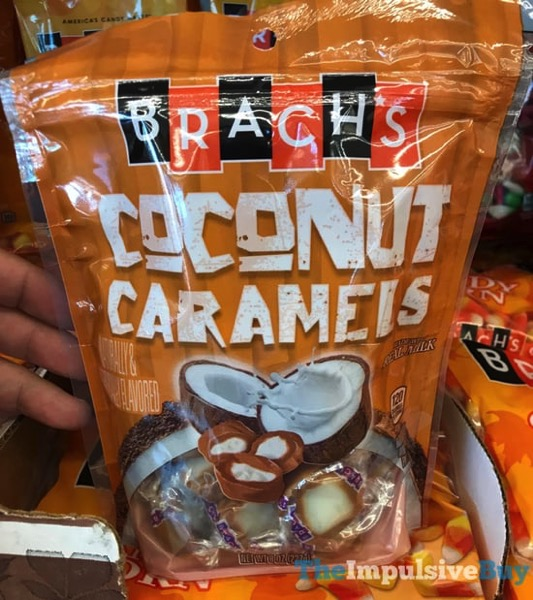 Brach s Coconut Caramels