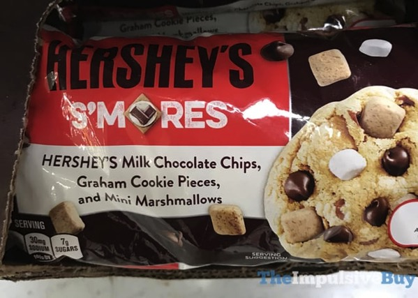 Hershey s S mores Baking Pieces