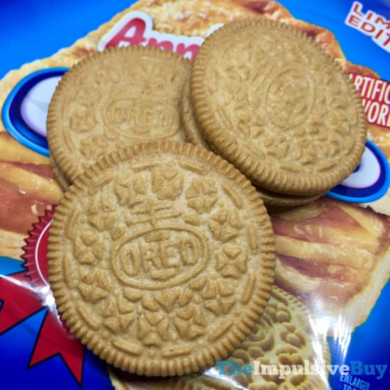 Limited Edition Apple Pie Oreo Cookies 2