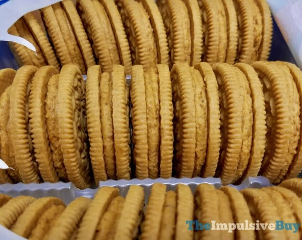 Limited Edition Cookie Butter Oreo Cookies 2