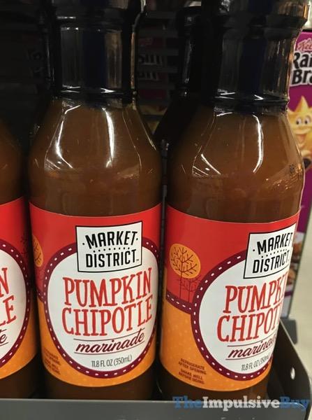 Market District Pumpkin Chipotle Marinade  2017