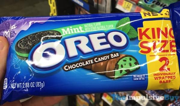 Milka Mint Oreo Chocolate Candy Bar