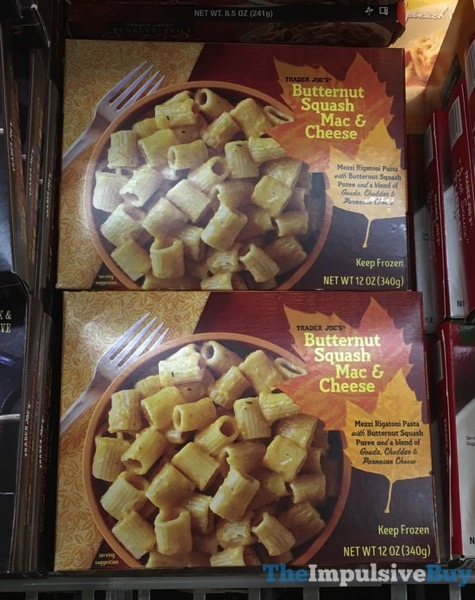 Trader Joe s Butternut Squash Mac  Cheese