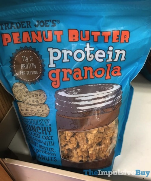 Trader Joe s Peanut Butter Protein Granola