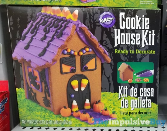 Wilton Cookie House Kit  2017 Version
