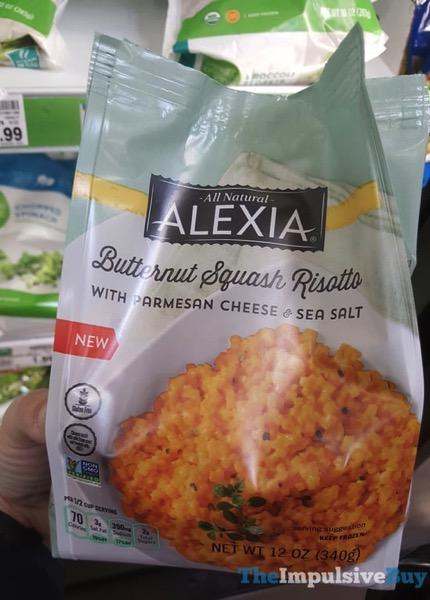 Alexia Butternut Squash Risotto with Parmesan Cheese  Sea Salt