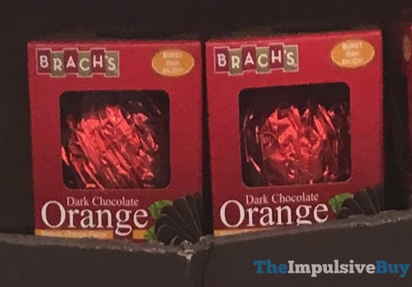 Brach s Dark Chocolate Orange
