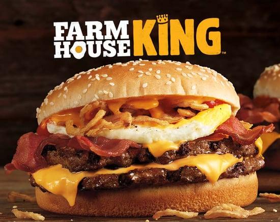 Burger King Farmhouse King