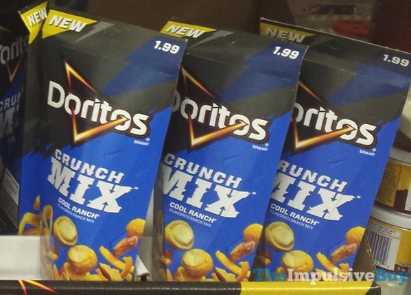 Doritos Cool Ranch Crunch Mix