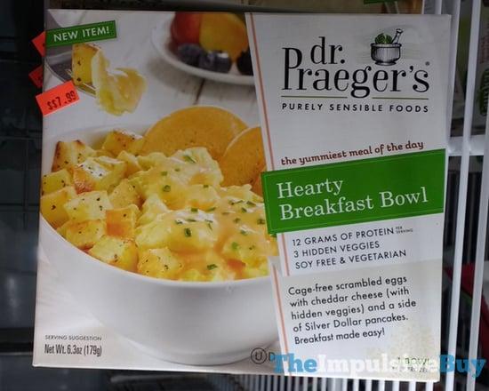 Dr Praeger s Hearty Breakfast Bowl