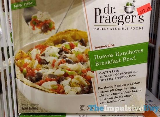 Dr Praeger s Huevos Rancheros Breakfast Bowl