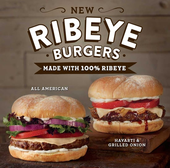Jack in the Box Ribeye Burger