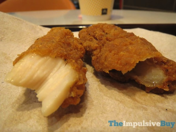 McDonald s Buttermilk Crispy Chicken Tenders 4