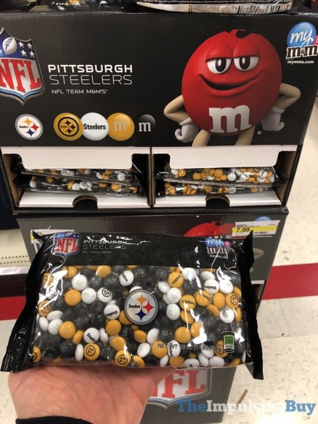 My M M s Pittsburgh Steelers NFL Team M M s
