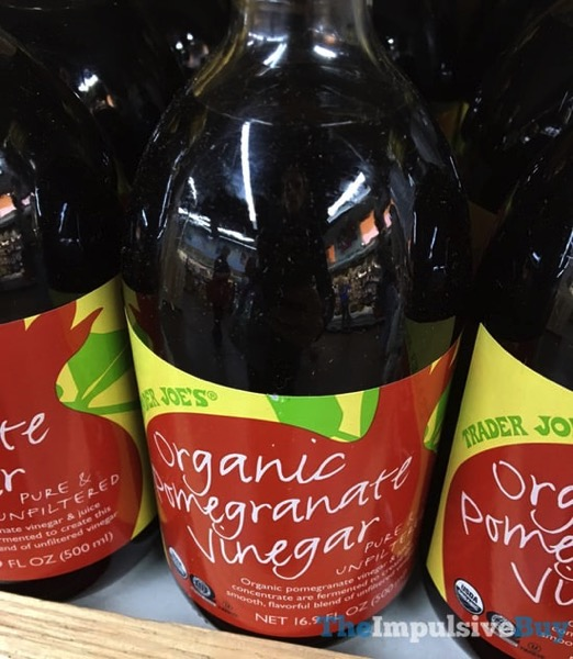 Trader Joe s Organic Pomegranate Vinegar