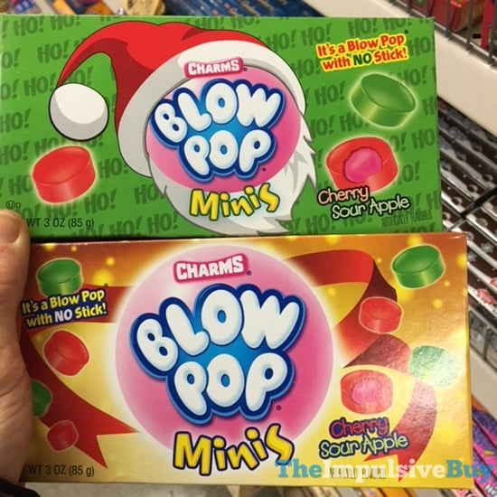 Charms Blow Pop Minis 2017 Holiday Designs 2