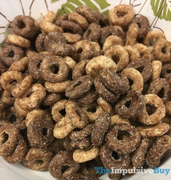 Chocolate Peanut Butter Cheerios Cereal 3