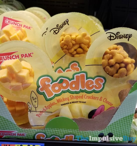 Crunch Pak Disney Foodles