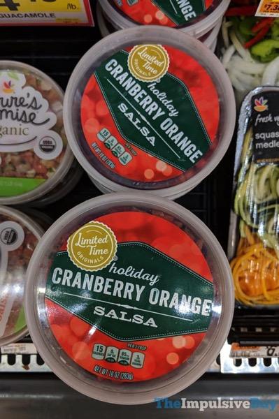 Giant Limited Time Originals Holiday Cranberry Orange Salsa