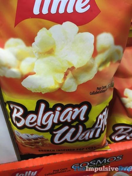 Jolly Time Belgian Waffles Popcorn